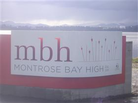 MBHS Sign